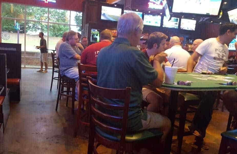 Pub Poker Room