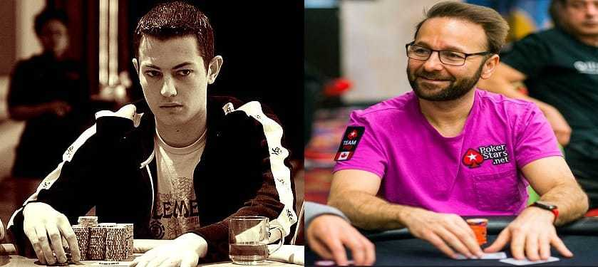 Tom Dwan vs Daniel Negreanu