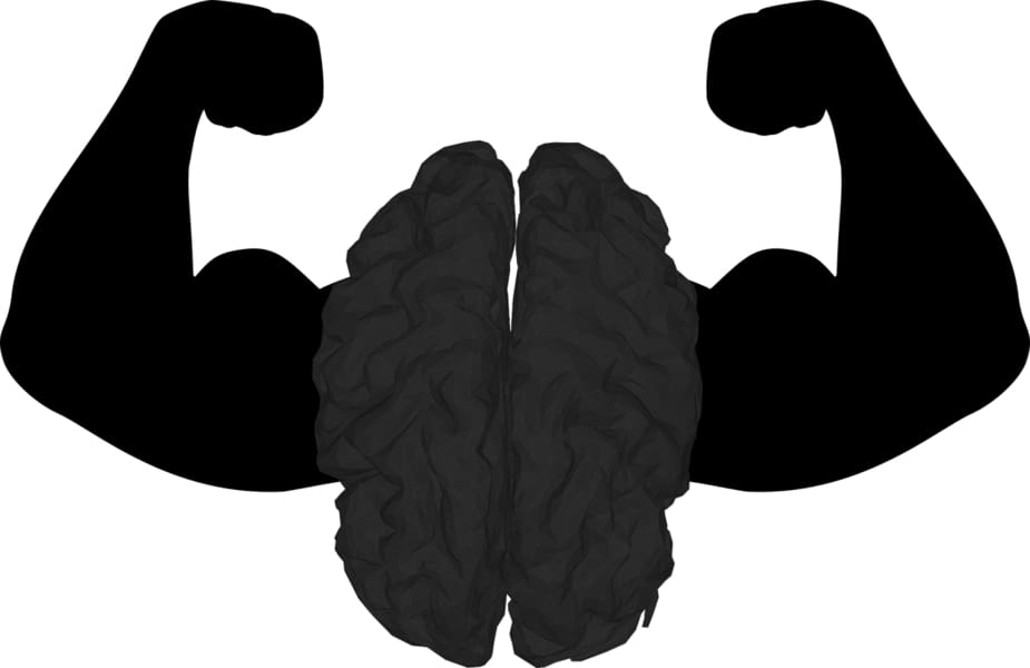 Brain With Muscles